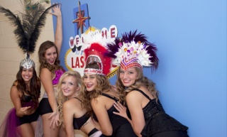 Las Vegas Themed Wedding 2012