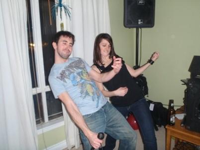 House Karaoke Party