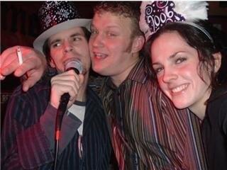 New Years Eve Karaoke Bash