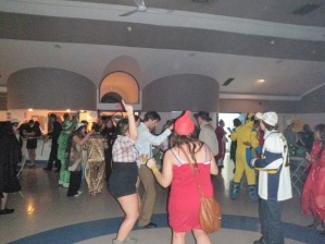 Halloween Jack N' Jill Party