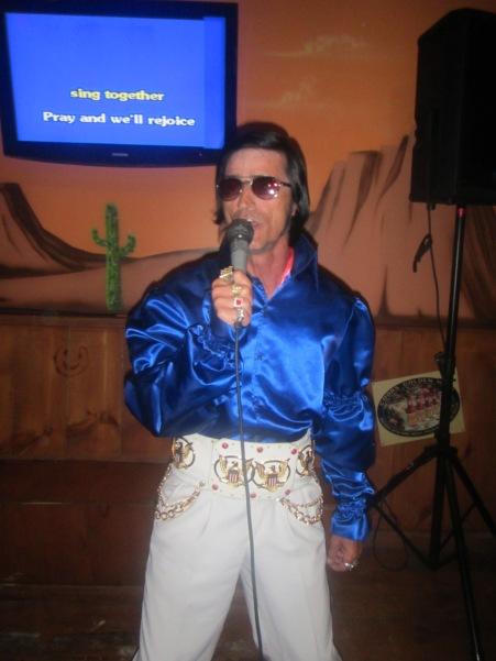 Diamond Elvis
