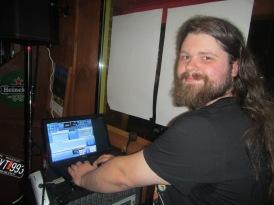 Trainee Host - James