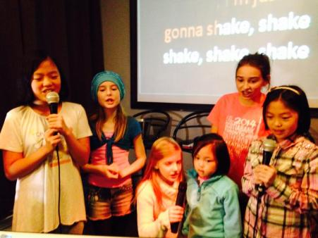 Kids Birthday Karaoke