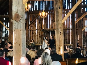 Waterstone Estates - Barn-ceremony