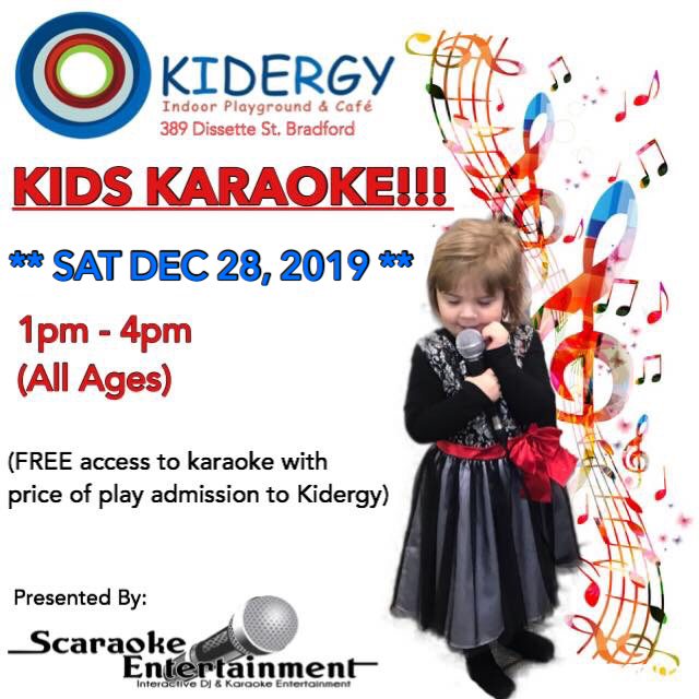 Kids Karaoke_Poster