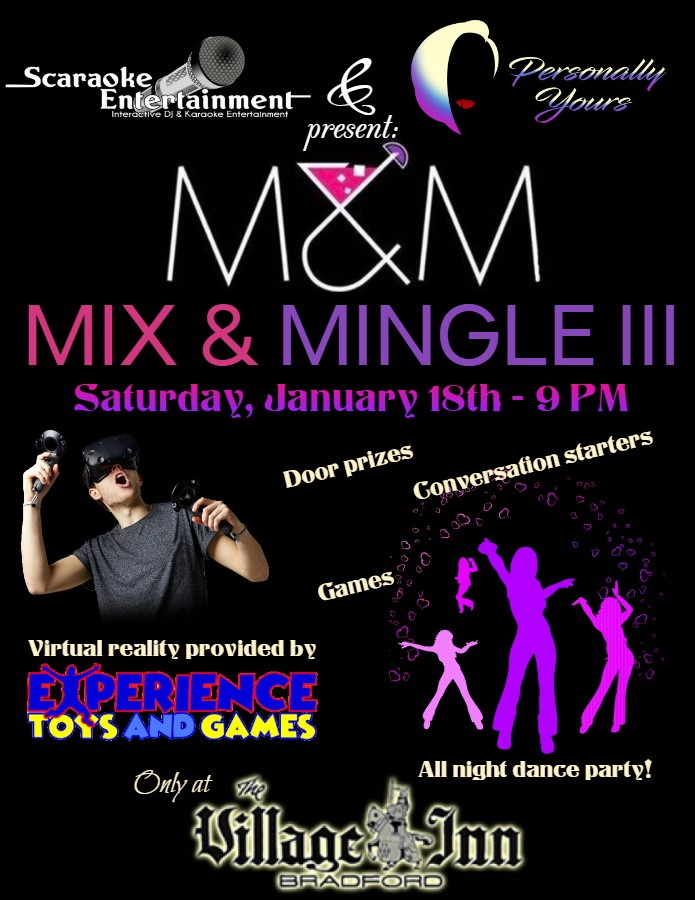 MIXNmingle